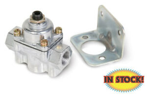 Holley 12 803bp Fuel Pressure Regulator Carbureted Applications W bypass