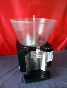 Cornelius Ej1 Juice Fountain Jet Spray Refrigerated Beverage Dispenser 8gal Bowl