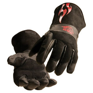 Revco Industries Bs50 lg Bsx Advanced Fit Stick Glove With Dragpatch Large