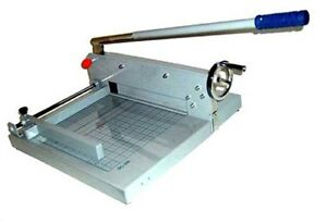 Come Sg 298 12 Commercial Grade desk Top Paper Cutter