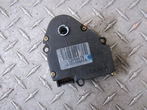 02 Pontiac Grand Prix Blend Door Actuator 461a 3 1l 6cyl