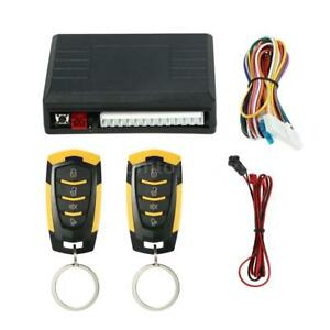 Universal Car Door Lock Keyless Entry Release Remote Central Locking Kit A5m0