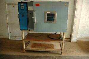 Associated Testing Laboratories Sk 3108 8 Cu Ft Oven Environmental Chamber