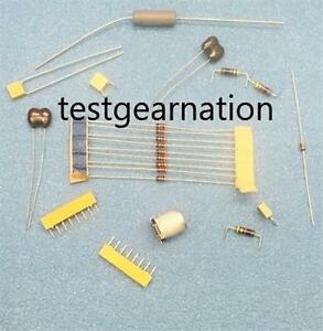 Lot Of 20 Rh 50 Resistor Electronic Components Unused surplus Nos New