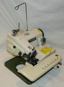 Tacsew T500 Industrial Blindstitch Hem Sewing Machine Manuals Excellent