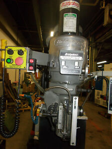 Bridgeport Ez Trak 2 Axis Cnc Miller
