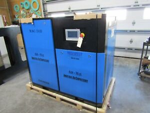 Air max 50 Hp Amd 50 new Industrial Rotary Screw Compressor