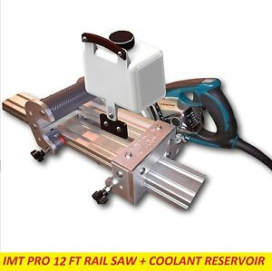 Imt Professional Wet Cutting Makita Motor Rail Track Saw For Granite 12 Ft Rail