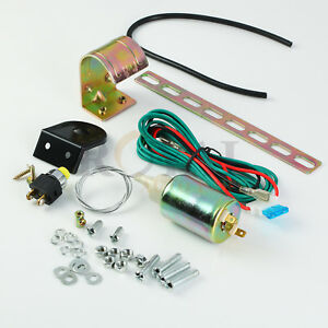 Universal Power Trunk Release Kit Compatible Most Cars Alarm Keyless Entry Syst