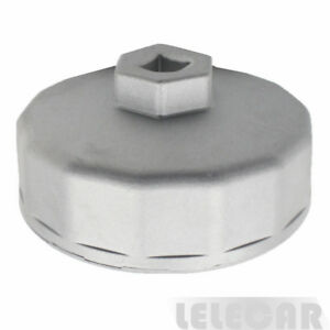 Durable Oil Filter Tool Fits For Mercedes Benz Vw Audi Wrench Caps Tools 74mm