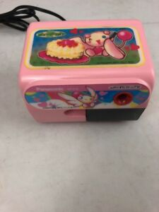 Pink Game Arts 2000 Japanese Anime Panasonic Kp f12 Electric Pencil Sharpener