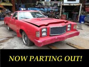 Core Front Bench Seat For 1978 Ford Ranchero
