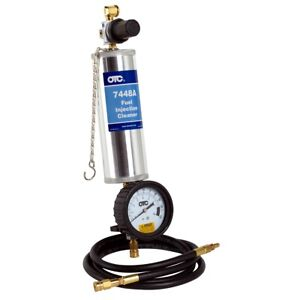 Otc Tools 7448a Fuel Injection Cleaning System Automotive