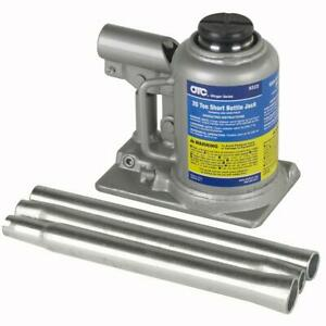Otc Tools 9322 Short Bottle Jack 20 Ton