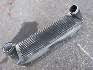 Porsche 944 951 Turbo Intercooler Good Used Removed From A Very Low Mile Car