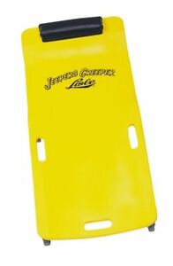 Lisle 93102 Low profile Yellow Plastic Creeper