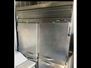 Beverage Aire Commercial 7 4 Door Reach In Refrigerator