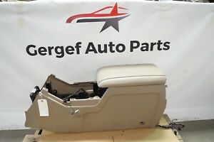 04 Ford Expedition Center Console Assembly 5501