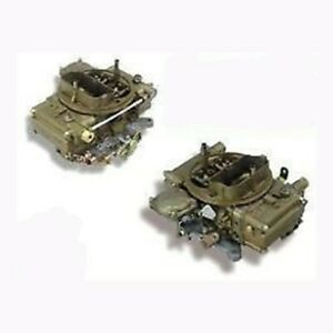 Holley Mopar 426 Hemi Cross Ram Oem Carburetors Pair