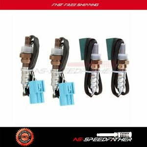 For 2002 2003 Nissan Altima V6 3 5l O2 Oxygen Sensor Upstream downstream 4pcs
