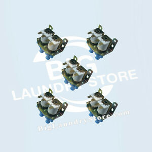 5 Pcs 5x New Water Valve For 220v Dexter Ipso Washer 9379 183 002 9001380p