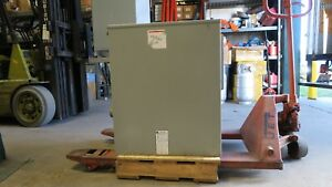 15kva 240x480 120 240 Encapsulated Transformer Sola Hs5f15as Working Pull