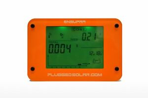 Wireless Solar Power Meter For Solar Power Ac Monitor Displays Live Kw Of Ac Pv