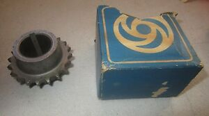 Nos Stanpart Triumph Spitfire 1300 1500 Timing Crank Gear 134073 New Old Stock