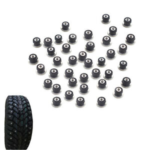 Universal 100pcs Car Tires Sleeve Studs Cleats Spikes Wheel Snow Chains Winter Fits Chevrolet