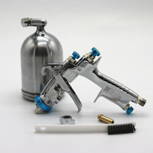 Anest Iwata W 101 Spray Gun Paint Hand Manual Gravity Feed Hvlp New Model 2017