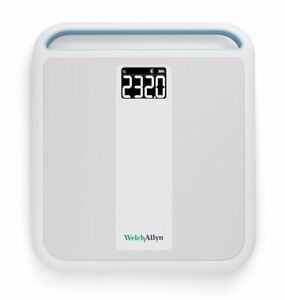 Welch Allyn Home Scale With Simple Smartphone Connectivity Rpm scale100