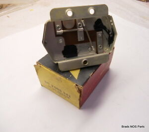 Nos Mopar 1956 1960 Chrysler Dodge Plymouth Imperial Voltage Regulator 2095341