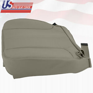 2004 Dodge Ram 2500 Slt Leather Replacement Tan Seat Cover Front Driver Bottom