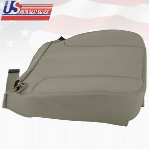 2003 2004 2005 Dodge Ram 2500 Slt Leather Tan Seat Cover Front Passenger Bottom