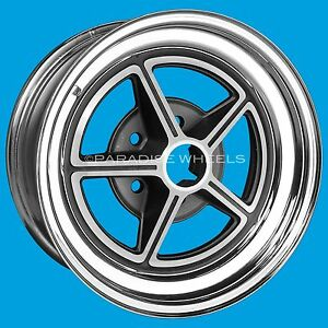1967 Gt 350 Gt 500 Shelby Ford Mustang Kelsey Hayes Magstar Wheel 15 X 7 Torino