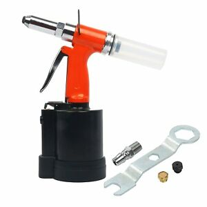 Air Hydraulic Pneumatic Pop Riveter Rivet Gun Power1 4 3 16 5 32 1 8 3 32 Sizes