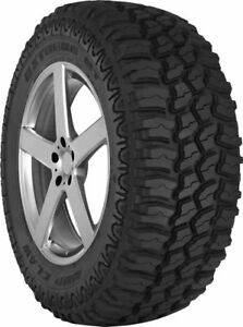 1 New Cordovan Mud Claw Extreme M t Tire 31x10 50r15lt C Mudclaw Ext Mt