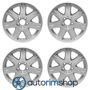 Chrysler 300 2005 2008 17 Factory Oem Wheels Rims Set Ouq67trmaa