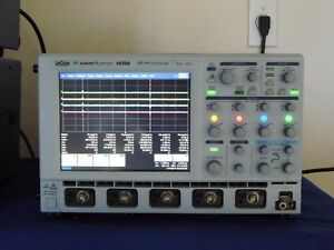 Lecroy Waverunner 6050a Wr6050a Oscilloscope W 30 Day Warranty 3 In Stock