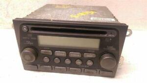 Am Fm Cd Mp3 Radio With Code For 03 08 Honda Element