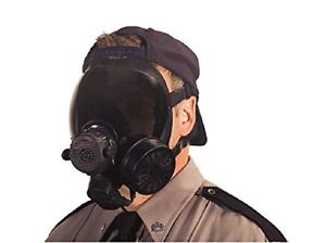 Msa Safety 10048812 Millennium Tinted Full Face Reusable Facepiece With Nose Cup