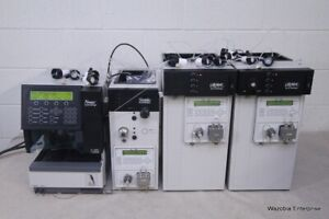 Dionex Lc Packings Ultimate Micro Capillary And Nano Hplc System Famos Switchos