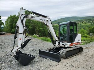 2017 Cat 299d2 Track Skid Steer Steel Track Forestry Package Xhp Ready To Work