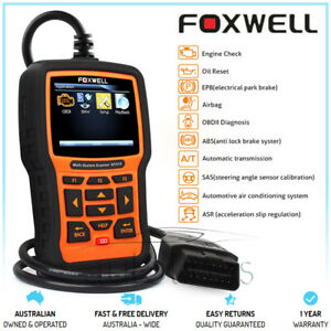 Foxwell Nt510 Obd2 Auto Fault Code Reader Reset Diagnostic Scan Tool Fit Au Ford