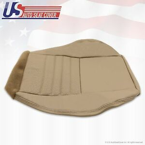 1999 2000 2001 2002 2003 2004 Ford Mustang Gt Passenger Bottom Leather Seat Tan
