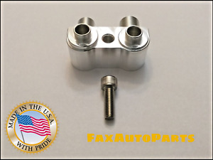 Lsx Ls1 Swap New Ac Compressor Adapter Fitting Cnc Machined Usa