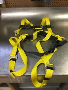 Miller 950099 xlyk Safety Harness Xtra Large For A Person 6 Feet Tall