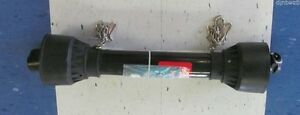 Cosmo Pto Shaft Will Fit Most Spreaders slingers Spin Spreaders Brand New