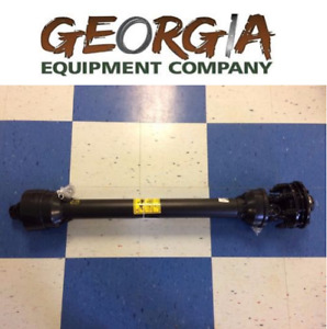 Bush Hog Pto Shaft Heavy Duty Series 6 W slip Clutch W 1 3 4 20 Spline
