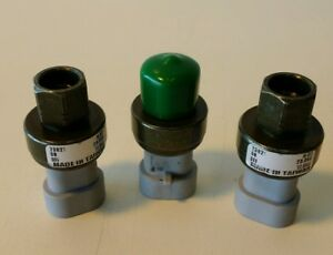 Lot Of 3 Truck Air Parts 11 2657 High Pressure Switches New